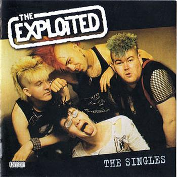 The Exploited - The Singles