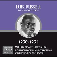 Luis Russell - Complete Jazz Series 1930 - 1934