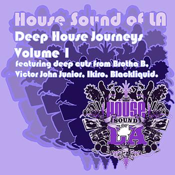 Various Artists - Deep House Journeys Volume 1