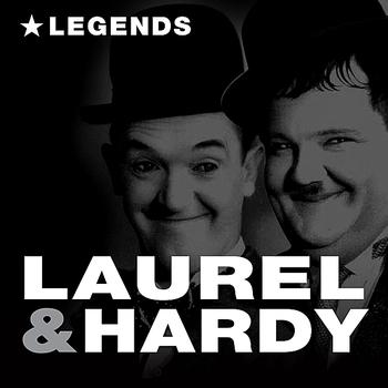 Laurel & Hardy - Legends