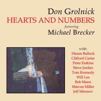 Don Grolnick - Hearts and Numbers