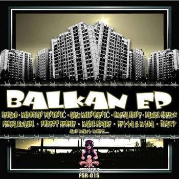 Various Artists - Balkan EP