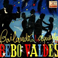 "Bebo Valdés - Vintage Cuba Nº21 - EPs Collectors ""Dancing With Bebo Valdes And His Orchestra"""