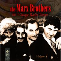 The Marx Brothers - The Vintage Radio Shows Vol. 1