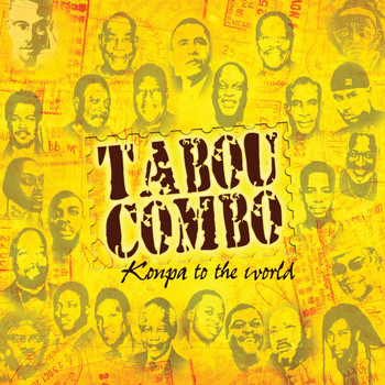 Tabou Combo - Kompa to the World