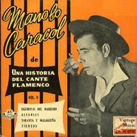 Manolo Caracol - Vintage Flamenco Cante Nº38 - EPs Collectors
