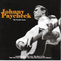 Johnny Paycheck - The Tender Years