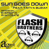 Flash Brothers - Sun Goes Down feat. Tanya Buziak