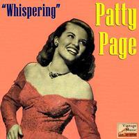 Patti Page - Vintage Vocal Jazz / Swing No. 147 - EP: Whispering