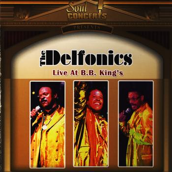 The Delfonics - Live at B.B. King's