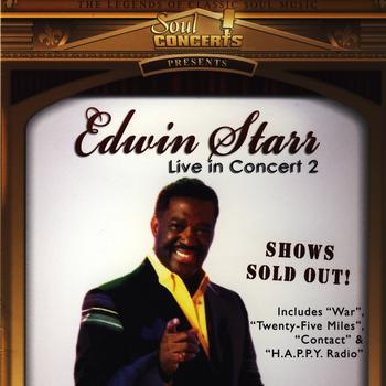Edwin Starr - Live From the U.K.
