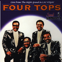 The Four Tops - 40th Anniversary Special Live from the MGM Grand in Las Vegas