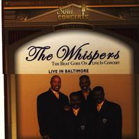The Whispers - The Beat Goes On Live In Chicago