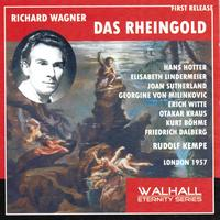 Orchestra of the Royal Opera House Covent Garden, Rudolf Kempe - Richard Wagner : Das Rheingold