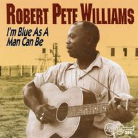 Robert Pete Williams - Vol. 1 - I'm Blue As A Man Can Be