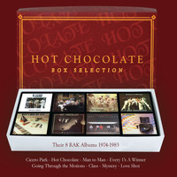 Hot Chocolate - Box Selection (Their 8 RAK albums 1974-1983)