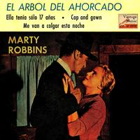 Marty Robbins - Vintage Vocal Jazz / Swing No. 139 - EP: The Hanging Tree
