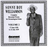 Sonny Boy Williamson - Sonny Boy Williamson Vol. 2 (1938-1939)