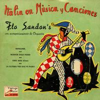 Flo Sandon's - Vintage Italian Song Nº1 - EPs Collectors (Italy Music And Songs)