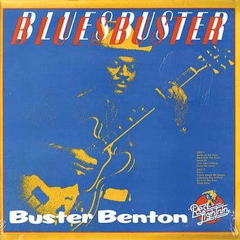 Carey Bell - Bluesbuster