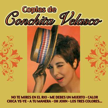Conchita Velasco - Las Coplas de Conchita Velasco