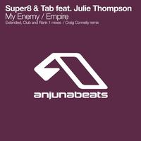 Super8 & Tab feat. Julie Thompson - My Enemy
