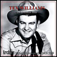 Tex Williams - 25 Greatest Hits