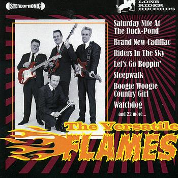 The Flames - The Versatile Flames