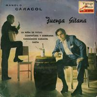 Manolo Caracol - Vintage Flamenco Cante Nº40 - EPs Collectors