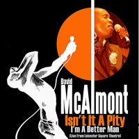 David McAlmont - Isn't It A Pity (Digital Single)