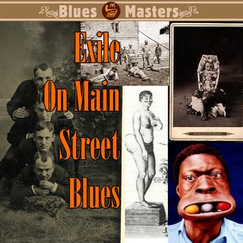 Various Artists - Exile On Main Street Blues