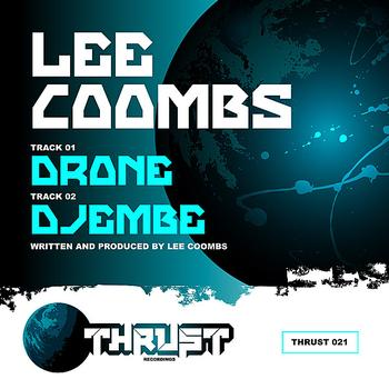 Lee Coombs - Djembe / Drone - Single