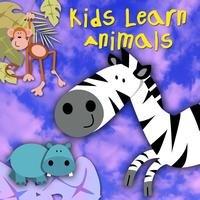 The Animal Friends - Kids Learn Animals