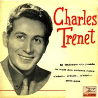 "Charles Trenet - Vintage French Song Nº19 - EPs Collectors ""Le Nöel Des Enfants Noirs"""