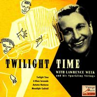 "Lawrence Welk - Vintage Dance Orchestras Nº 119 - EPs Collecto ""Twilight Time"""