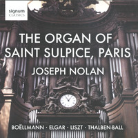 Joseph Nolan - The Organ of Saint Sulpice, Paris