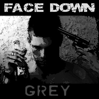 face down - Grey
