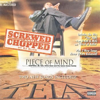 Tela - Piece Of Mind: Screwed & Chopped (Explicit)