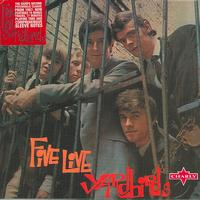 The Yardbirds - Five Live