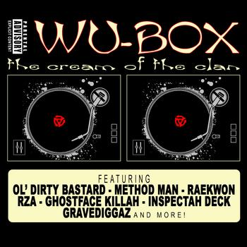 Various Artists - Wu-Box - The Cream Of The Clan (Wu-Tang Clan Family Album)