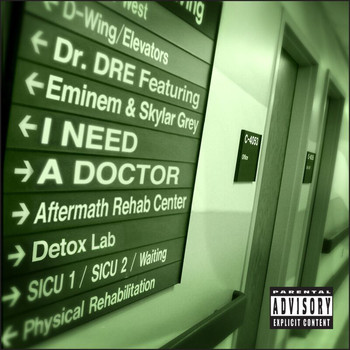 Dr. Dre - I Need A Doctor (Explicit)