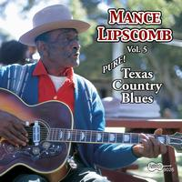 Mance Lipscomb - Texas Country Blues