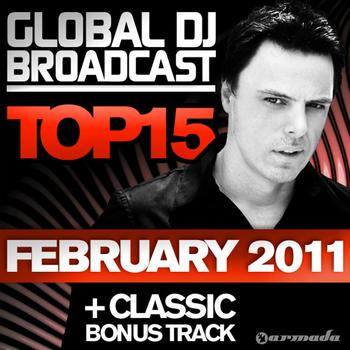 Markus Schulz - Global DJ Broadcast Top 15 - February 2011
