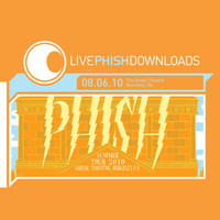 Phish - Live Phish: 8/6/10 Greek Theatre, Berkeley, CA