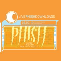 Phish - Live Phish:  8/7/10 Greek Theatre, Berkeley, CA