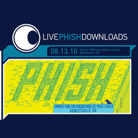 Phish - Live Phish: 8/13/10 Verizon Wireless Music Center, Noblesville, IN