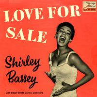 Shirley Bassey - Vintage Vocal Jazz / Swing No. 96 - EP: Love For Sale