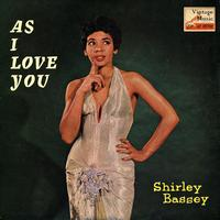 Shirley Bassey - Vintage Vocal Jazz / Swing No. 97 - EP: As I Love You