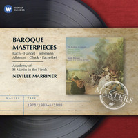 Sir Neville Marriner - Baroque Masterpieces