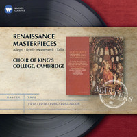 King's College Choir Cambridge - Renaissance Masterpieces